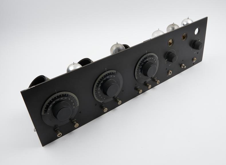 Wireless receiver, Fada Neutrodyne', 1925'