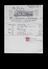 Billing & Howard invoice 31/05/1904