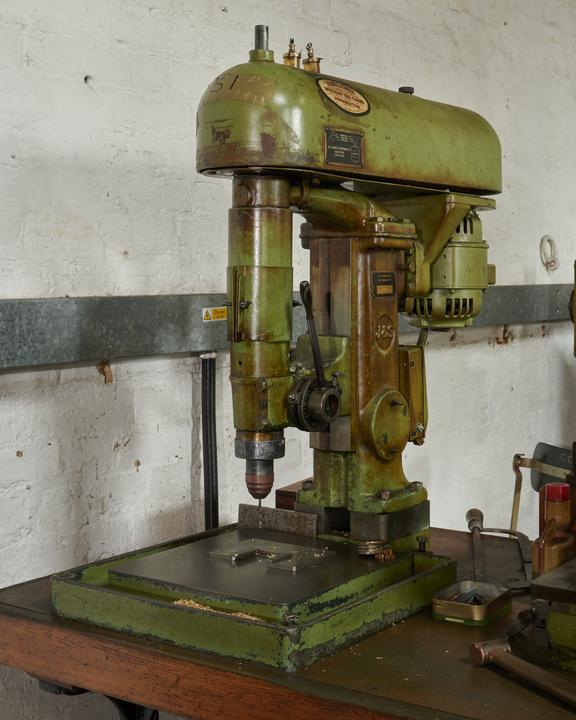"0.4"" Bench Drilling Machine"