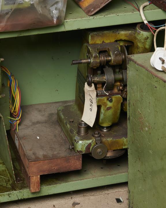 Matrix point tool grinding Machine