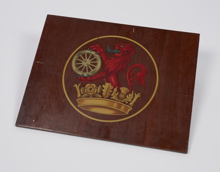Coat of arms, British Railways