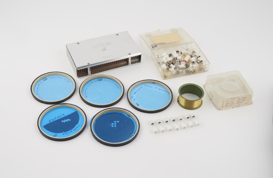 Wirebonding Machine Components