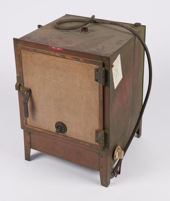 Steam copper oven
