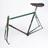 Touring bicycle frame and part
