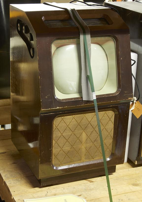 Combined Television and Radio
