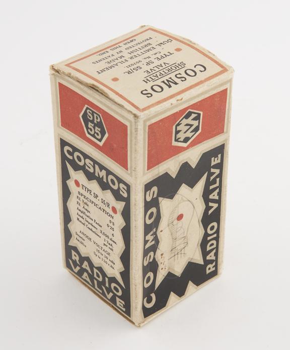Box for Cosmos Radio Valve