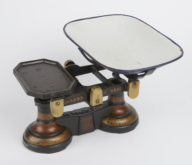 Roberval-Type Counter Scales
