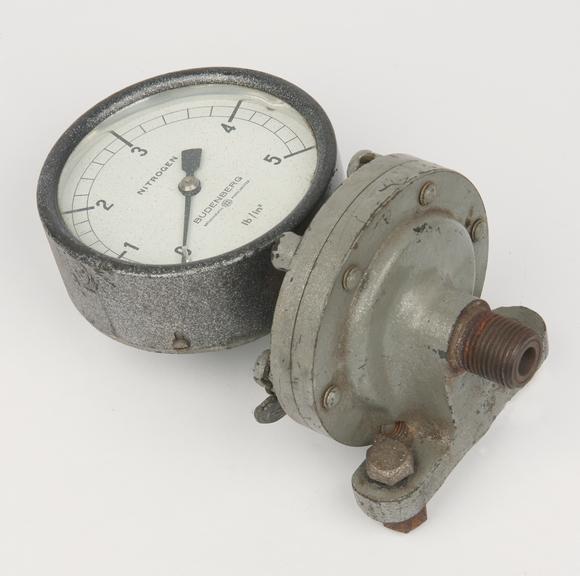 Nitrogen Pressure Gauge