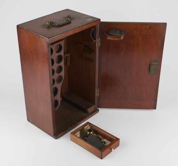 Case for Compound Microscope