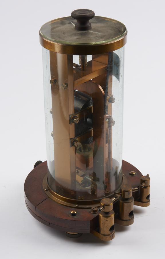 Siemens Brothers Dynamometer,
