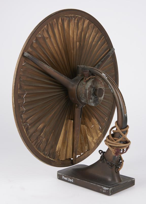 Sterling Accordian Radio Loudspeaker
