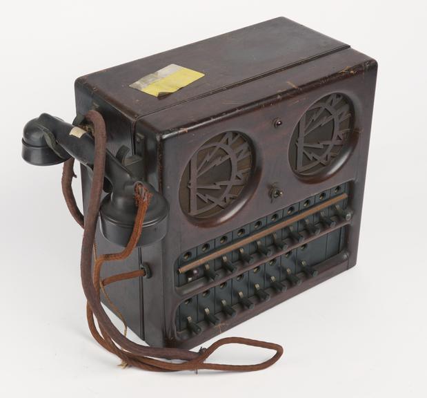 Manual Telephone Exchange
