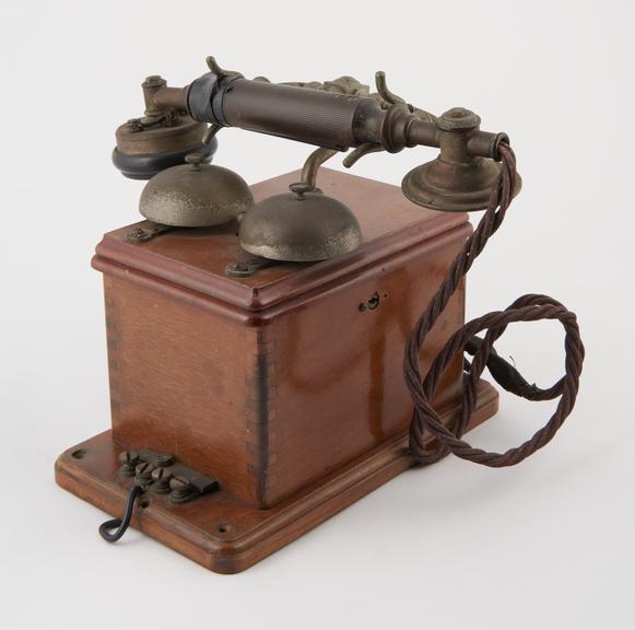Magneto Wall Telephone
