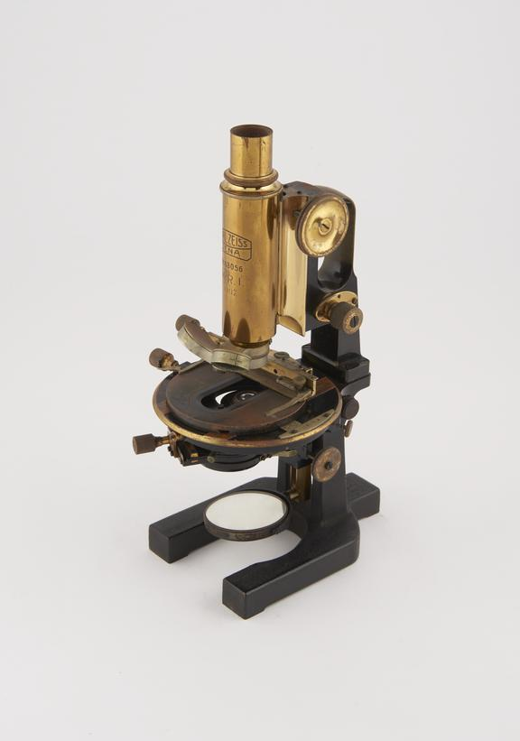 Zeiss Compound Microscope