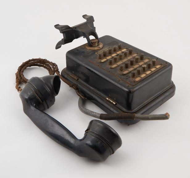 Ericsson Wall-Mounted Telephone