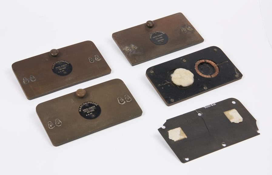 Marconiphone Radio Components