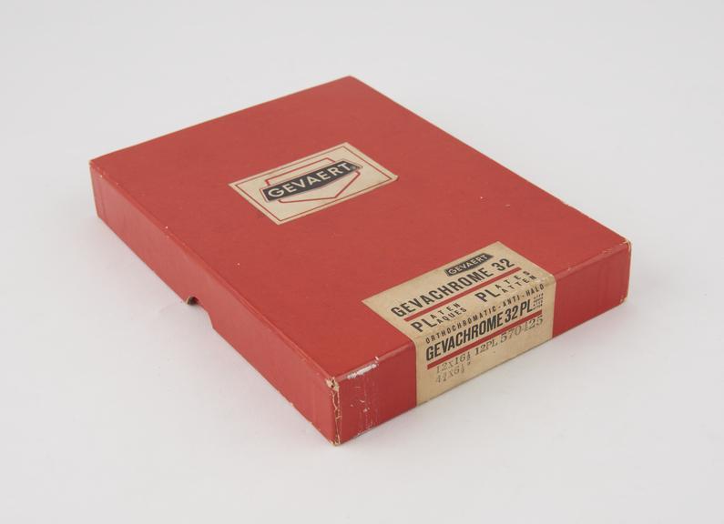 Gevachrome 32 Plates