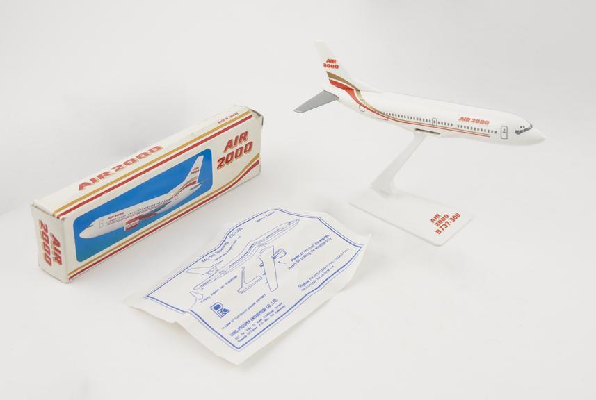 Boeing 737 Model Kit
