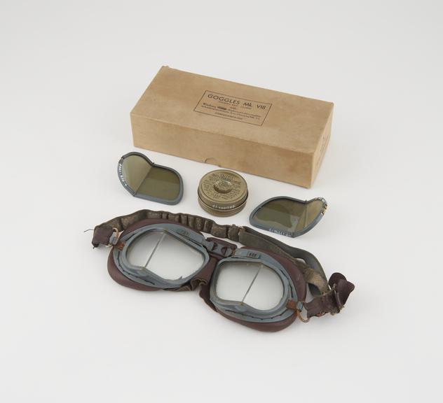 RAF Flying Goggles MK VIII