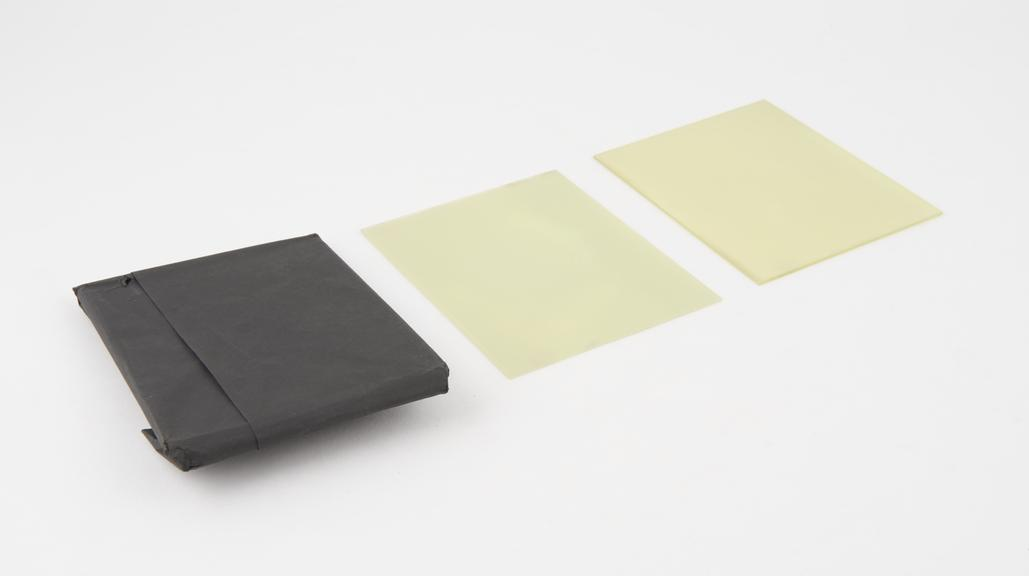 Glass Plate Negatives