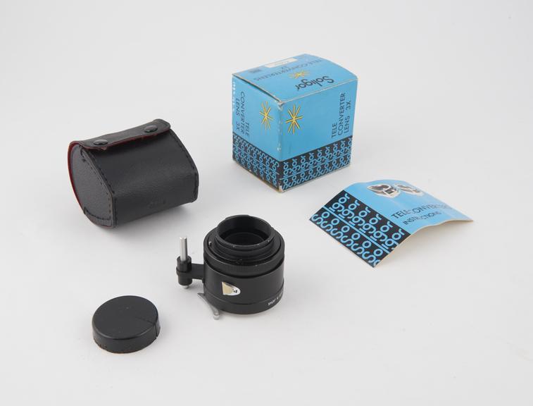 Soligor Tele-Converter Lens