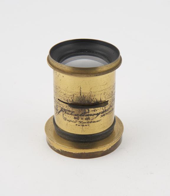 Dallmeyer Rectilinear Lens