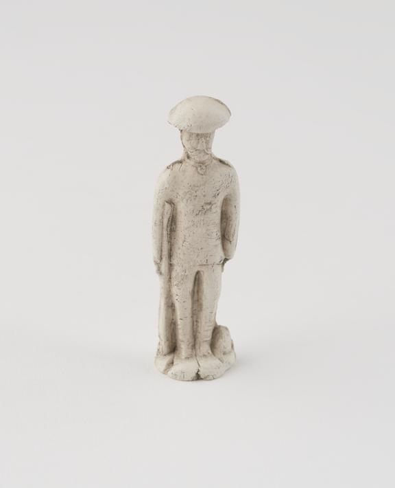 Clay Toy Soldier