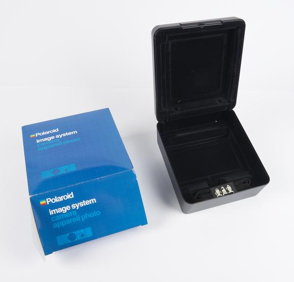 Box and Case for Image System Camera