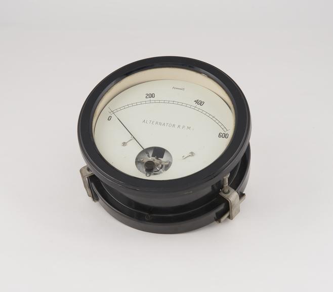 Ferranti Voltmeter