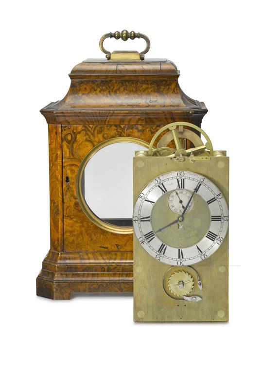 Marine timekeeper by Henry Sully, Paris, 1724
