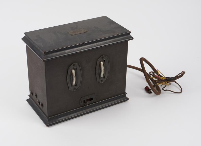 Gecophone victor 3 broadcast receiver, c. 1927