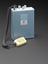 One Pye Bantam radio telephone set, labelled as 'Museum A', made by Pye Telecommunication Limited, Cambridge, England,