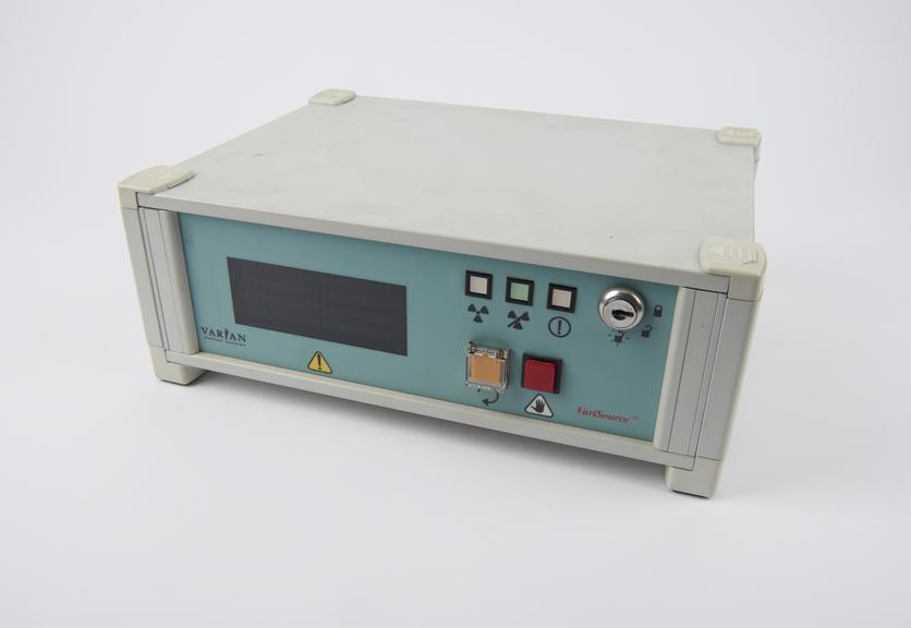 Varisource 200 console for brachytherapy ?afterloader?, used to control the ?afterloader? delivery system of storing
