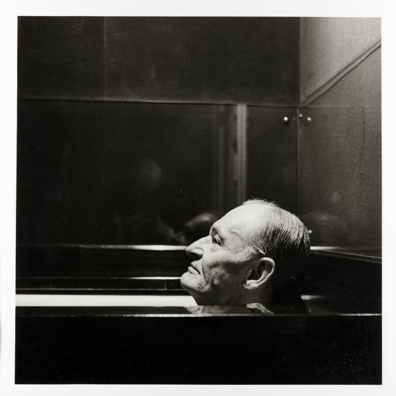 Kodak Collection. Silver gelatin print. Photograph by Sir Cecil Beaton of British actor Alan Webb (1906-1982).