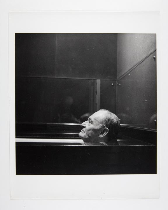 Andor Kraszna Krausz Collection. Silver gelatin copy print made ca.1970s. Photograph by Sir Cecil Beaton of British