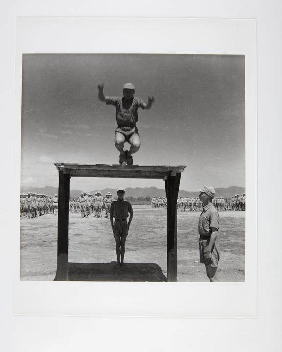 Andor Kraszna Krausz Collection. Silver gelatin copy print made ca.1970s. Photograph by Sir Cecil Beaton of Chinese