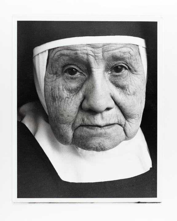 Andor Kraszna Krausz Collection. Silver gelatin copy print made ca.1970s. Photograph by Sir Cecil Beaton of a Bolivian