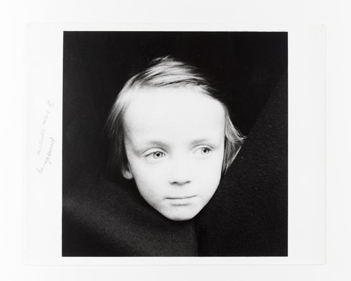 Andor Kraszna Krausz Collection. Silver gelatin copy print made ca.1970s. Photograph by Sir Cecil Beaton of Alexander