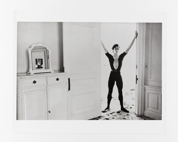 Andor Kraszna Krausz Collection. Silver gelatin copy print made ca.1970s. Photograph by Sir Cecil Beaton of dancer