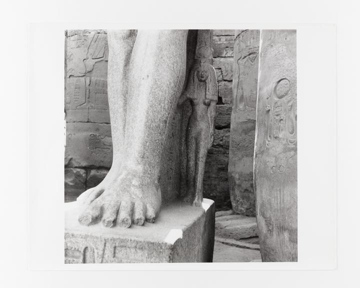 Andor Kraszna Krausz Collection. Silver gelatin copy print made ca.1970s. Photograph by Sir Cecil Beaton of temple