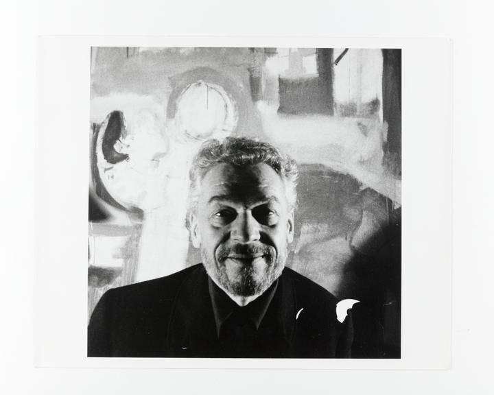 Andor Kraszna Krausz Collection. Silver gelatin copy print made ca.1970s. Photograph by Sir Cecil Beaton of actor Paul