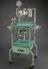 "Boyle's-type anaesthetic machine, with sphygmomanometer, ""Bosun"" oxygen failure warning device, flowmeters, fluotec"