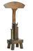 Vacuum gauge associated with James Watt, for measuring the pressure in the cylinder or condenser of Watt's engines.
