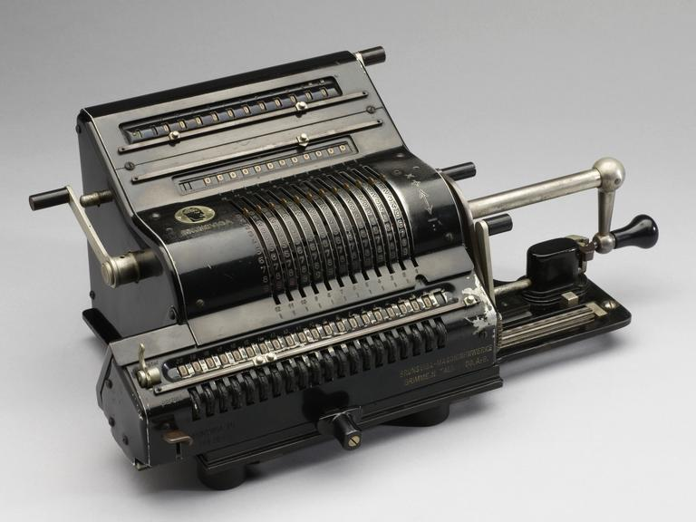 Brunsviga calculating machine | Science Museum Group Collection
