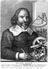 print, etching, portrait of Elias Allen ELIAS ALLEN. Apud Anglos Cantianus, iuxta Tunnbridge natus, Mathematicis