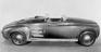 Rover Gas Turbine Car 1948 - general view. Black & white photograph from the Science Museum Photo Studio Archive
