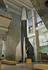 V2 Rocket, A4 missile, with handling ring, unsigned, Germany, 1945.  Gallery view.