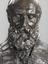 Bronze bust of Lord Kelvin by A. McFarlane Shannan, Glasgow, Scotland, 1942-1945.              William Thomson, later Baron