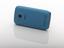 2014-136/1: Nokia Lumia 710 mobile phone, manufactured by Nokia, Korea, 2012-2013.              2014-136/3: Blue case for use