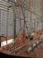 Section of a manual telephone exchange switchboard, type CB 1, with positions for three operators, in use at Enfield